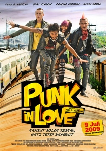 47 punk in love